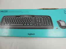 Logitech  Wireless MK 335 Keyboard