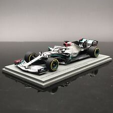 Spark 1/43 Mercedes Benz AMG 2020 F1 W11 EQ Power Test car L. Hamilton S6450