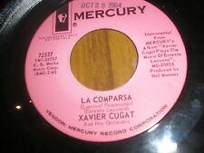 XAVIER CUGAT BARCELONA/ LA COMPARSA USA MERCURY PROM 72337 OCT 29 1964 NEAR MINT