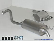 Auspufanlage RENAULT Laguna I 1.8-66 KW, 2.0-83 KW, 2.2D-61 KW Hatchback,Kombi