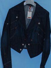 GSUS veste jeans femme  jacket jacke damen taille gr L