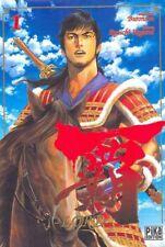 LORD  tome 1 Buronson Ikegami MANGA