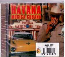 HAVANA MUSICA CUBANA CD SEALED SIGILLATO