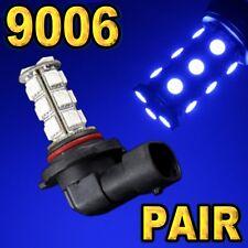 2 Pcs 9006 Blue 18-SMD 5050 LED Driving Fog Light Bulbs #A50