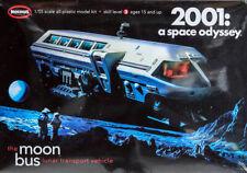 Moon Bus 2001 Odyssee im Weltraum Kubrick 1:55 Model Kit Bausatz Moebius 2001-1