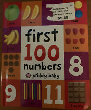 First 100 Numbers Priddy Baby