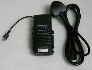 NEW GENUINE DELL XPS 13 9380 7390 9370 65W USB-C CHARGER 2YK0F WMDHR VT148 M1WCF