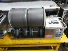 Biro Vts-44 Vacuum Tumbler - 15 lbs Twin Drum