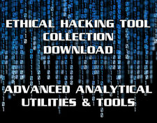 ETHICAL HACKING UTILITY TOOLS SOFTWARE DOWNLOAD - ANALYTICAL TOOLS PLUS TUTORIAL