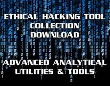 Ethical Hacking de herramientas de utilidad descarga de software-analítica - & tutorial en vídeo