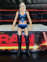 WWE Mattel figure 55 Raw DIVA WOMEN Basic CHARLOTTE FLAIR Kid Toy Wrestling Play