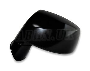 Hyundai Coupe GK /2001-2009 Left Side Electric Heated Door Mirror Metallic Black