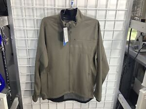 Shimano Men's Transit Softshell Jacket Cycling  Size Medium $140