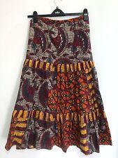 Boho/ Gypsy Style Maxi Skirt Size 18