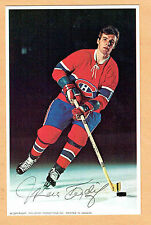 1969-71 Canadiens (Pro Star Promotions) Team Issued Postcard, Marc Tardif