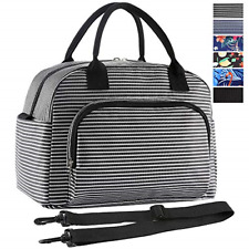 Women and Men Large Durable Insulated Water Proof Cooler & Thermal Lunch Box