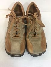 b1309e24805 Steve Madden Women Shoes 6.5 B Lace Up Oxford Bowling Brown Suede Leather  Shoes