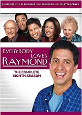 Everybody Loves Raymond DVD The Complete Eighth Season 8 Eight Series TV Show R1