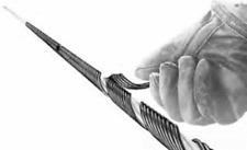 """Galvanized Big Grip 5/16"""" inch EHS Strand Splice Guy Wire GLS-2106"""