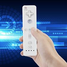 NEW Official Nintendo Wii Motion Remote Controller Set With Silicone Case White
