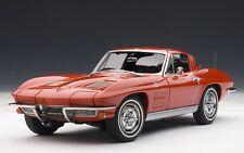 71183 AUTOart 1:18 Chevrolet Corvette Coupe 1963 Red