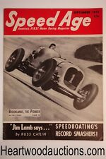 Speed Age Oct 1951