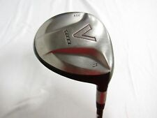 Used RH TaylorMade V Steel 15° 3 Fairway Wood M.A.S.2 Graphite Stiff S Flex