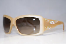 VERSACE Womens Designer Sunglasses Diamante Beige Square MOD 4130 329 13 13766