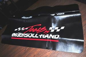 """FENDER COVER MAT PROTECTOR 25"""" x 34"""" Ingersoll Rand LOGO Made in USA"""