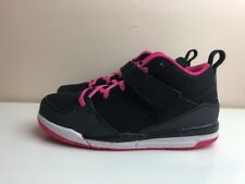 Nike Air Jordan Flight 45 Gp Gs Chaussures Noir Rose UK 2.5 EUR 35 644876 009
