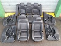 Vauxhall Insignia Complete Leather Interior Seats Door Cards 2012