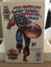 Captain America #1 Vol. 2 (1996 Marvel Comics)