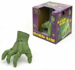 The Thing Crawling Hand Battery Operated Moving Addams Family Halloween Kids Toy