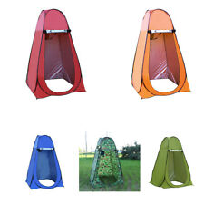 6 FT Outdoor Portable Pop Up Changing Tent for Camping Shower Toilet Dressing