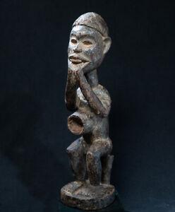 Yombe, Power Statue, Democratic Republic of Congo, Central Africa