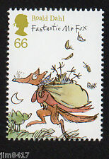 2012 SG 3255 66p  'Fantastic Mr Fox' ex Roald Dahl Prestige Book PSB DX55
