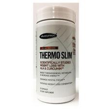 MuscleTech Peak Series THERMO SLIM Fat Burner Weight Loss 90 Capsules