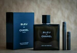 Chanel Bleu de Chanel  10 ml Travel Size Spray EDP  Authentic