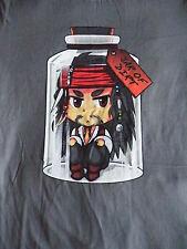 T-Shirt - Pirates of the Caribbean - Captain Jack Sparrow - Jar of Dirt