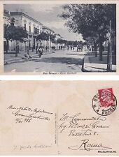 # S. SEVERO: CORSO GARIBALDI    1934
