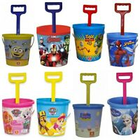 Bucket and Spade Disney Paw Patrol Minions Spider man, Avengers + More Beach Fun