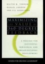 J-B CCL (Center for Creative Leadership): Maximizing the Value of 360-Degree...