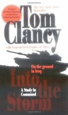 Into the Storm: A Study in Command (Commander Series) by Tom Clancy, Frederick M