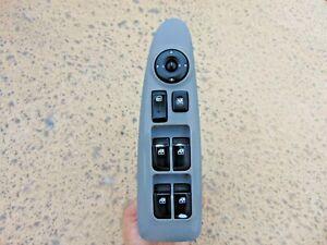 06-10 Kia Optima Power Master Window Control Switch Grey OEM
