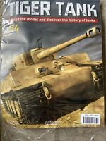 1/16 HACHETTE BUILD YOUR OWN TIGER MODEL TANK ISSUE 54 INC PART