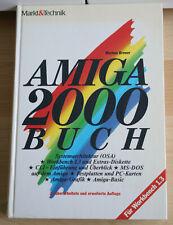 La Amiga Manuel De Marché & Technique (Breuer), Amiga / contre-Amiral