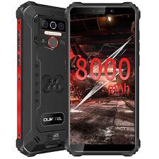 Oukitel Wp5 Rugged Smartphone 8000mAh Waterproof Shockproof Unlocked Cell Phone