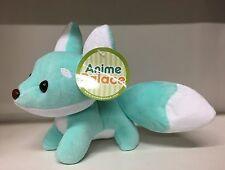 """6"""" Cute Fox Plush Teal Single Tail"""