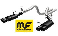Ligne échappement 15173 Ford Mustang 5.0L V8 2013 à 2014 Black Coated, Magnaflow