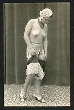 French 1925 Ostra Studio NUDE Flapper DIANA SLIP Panties ~ VASTA Archives